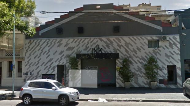 El boliche palermitano, Ink, donde se inició ayer el tiroteo