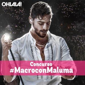 Subí un video o story bailando un tema de Maluma y ganate entradas para verlo