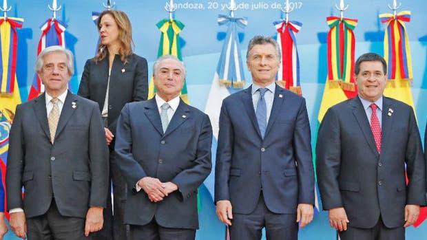 Países latinoamericanos firmaron declaración en defensa del comercio