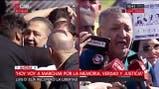 D'Elia salió de la cárcel y apuntó contra Macri y Bonadio