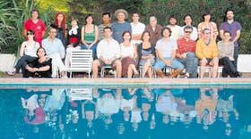 Residencias. Cada año, unos veinte artistas de la argentina y del exterior conviven durante dos semanas en Ostende