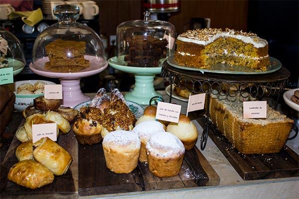 Opciones riquísimas para armar tu té-cena. Foto: Gentileza Agustina Ferreri