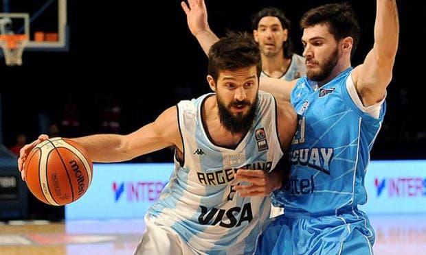 Laprovíttola fue la gran figura ante Uruguay