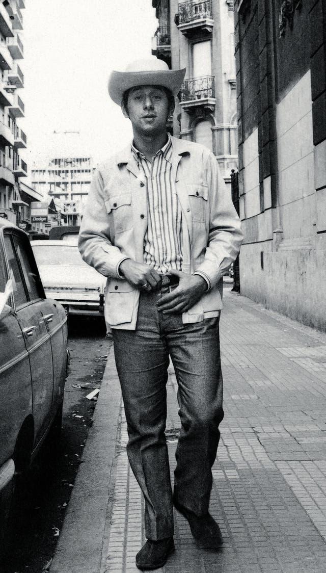 David Lamelas, circa 1967