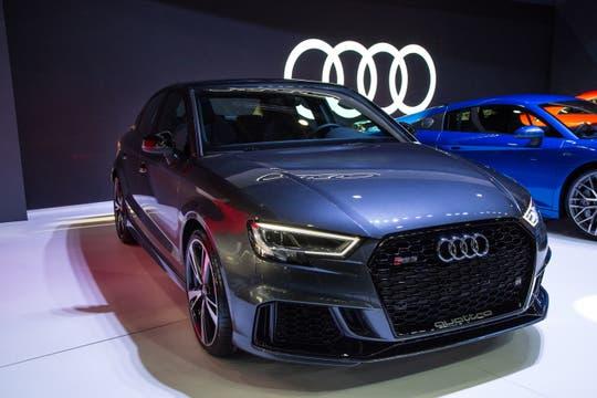 Audi RS3.