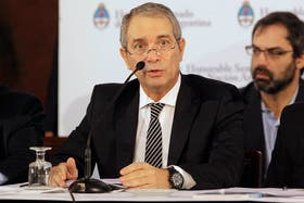 Julio Alak, ministro de Justicia de la Nación, defiende los proyectos de ley en comisión de Diputados