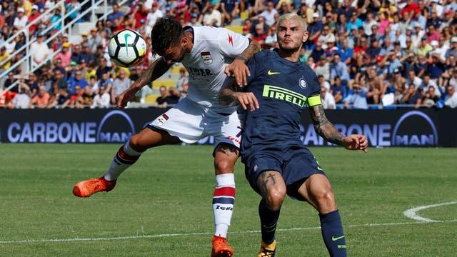 Icardi, capitán de Inter, no marcó este fin de semana
