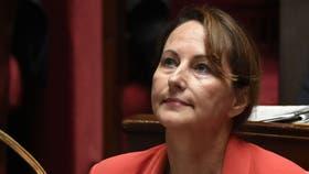 La presidenta de la Cumbre del Clima, Ségolène Royal.