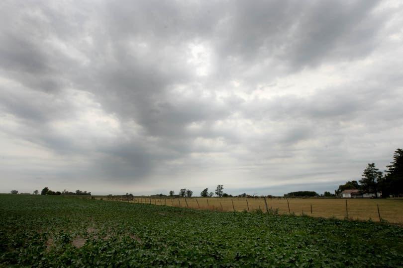 Las lluvias se concentraron en el extremo sur bonaerense y algunas regiones de Córdoba, pero dejaron amplias zonas sin cubrir