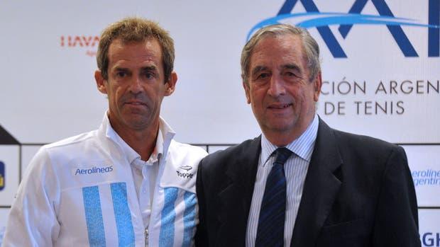 Armando Cervone habló tras la eliminación en la Copa Davis