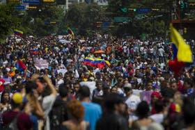 En Venezuela no cede la tensión en las calles