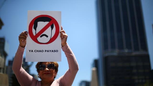 """Nicolás Maduro le respondió a la OEA y la tildó de """"tribunal de inquisición"""""""
