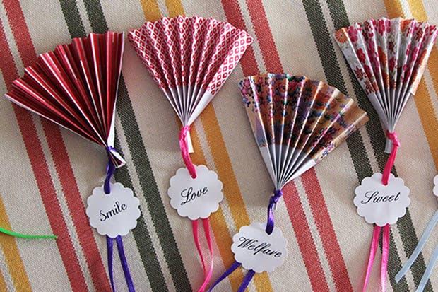 Souvenirs para fiesta, de Origamizate.