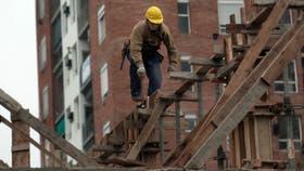 La construcción empuja el avance de la economía y el empleo privado