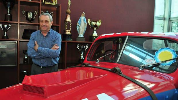 Hugo Mazzacane, presidente de la Asociación Corredores Turismo Carretera (ACTC)