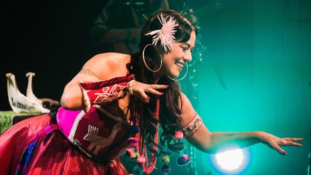 Lila Down. Foto: LA NACION