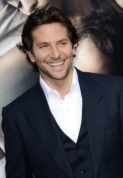 ¡Divino! Bradley Cooper, en el estreno de la película The Word, en Hollywood. Foto: EFE