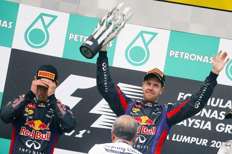 Las mejores fotos de GP de Malasia de Fórmula Uno. Foto: AFP