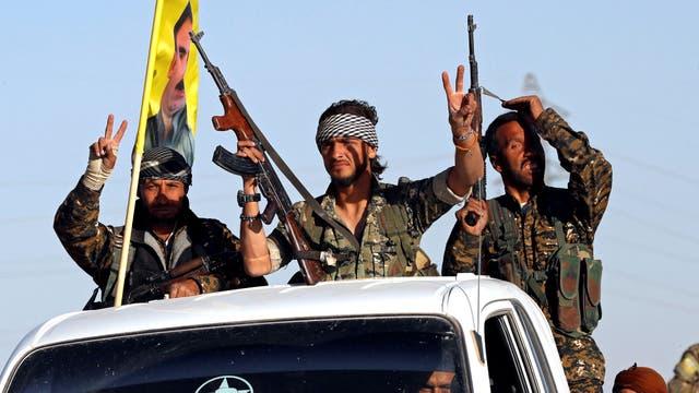 Se repliega Estado Islámico en Siria