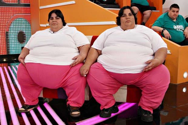 Valeria Alejandra y Natalia Valeria García Bordenave decidieron ir al programa para encauzar sus vidas.