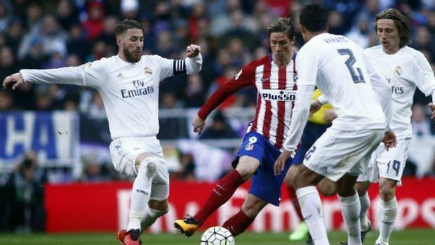 Griezmann está recuperado: apunta para el derbi ante el Real Madrid