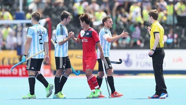 Los Leones sufrieron para vencer a Corea del Sur