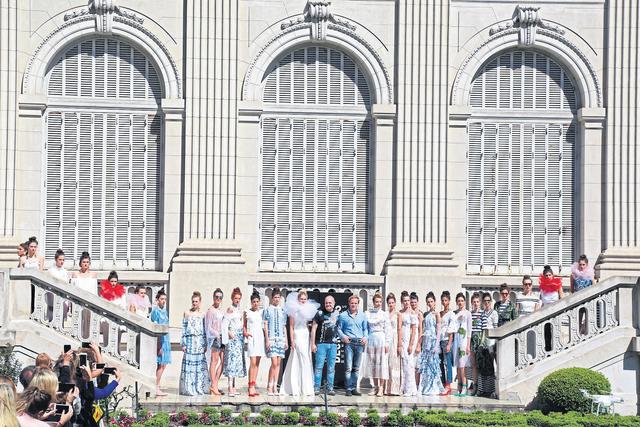 Laurencio Adot eligió el Museo de Arte Decorativo