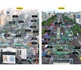 Fotos de Moyano vs. Gobierno
