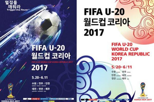 Clasificados Al Mundial Sub 20: Mundial Sub 20 Corea Del Sur 2017: Fechas, Sedes
