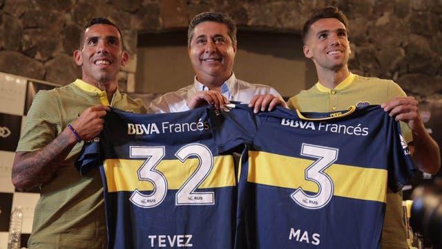 El regreso de Carlos Tevez a Boca
