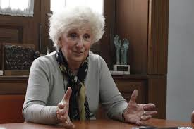 """Estela de Carlotto pidió que """"defendamos la democracia"""""""