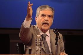 El ministro De Vido volvió a insistir hoy con la posibilidad de reformar la Constitución