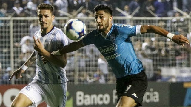 Atlético Tucumán recibió a Belgrano