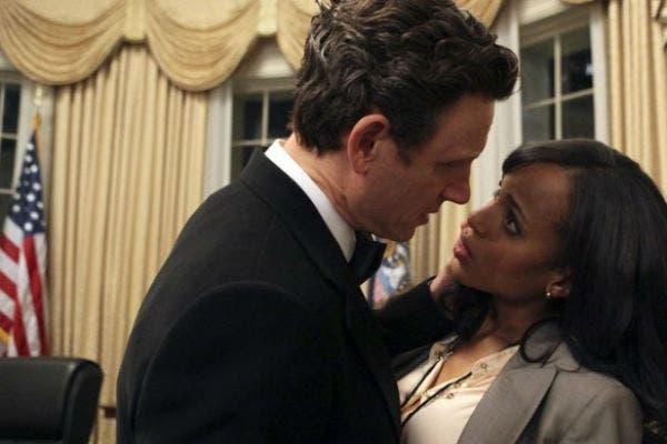Olivia Pope, Fitz Grant y una atracción inevitable