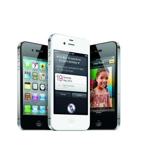 La más nueva de las ediciones del iPhone, la 4S