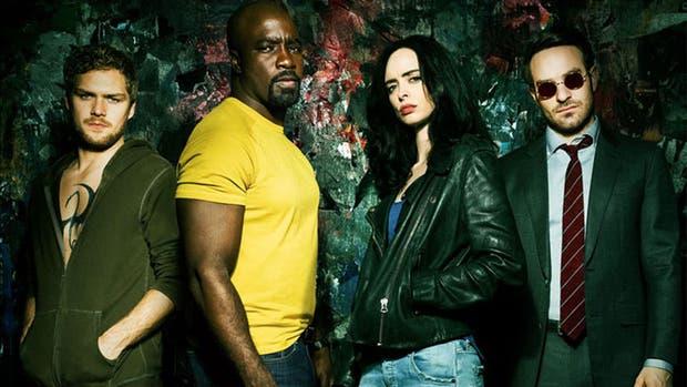 The Defenders, el ensamble de superhéroes más esperado del año