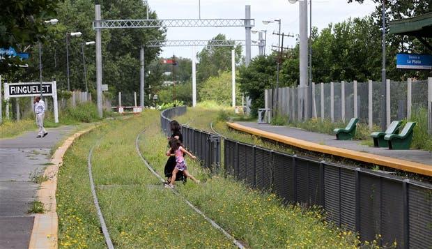 La estación Ringuelet está en reparación; el servicio del tren Roca a La Plata se interrumpió en septiembre de 2015
