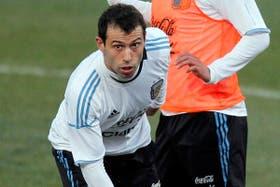 Mascherano será el encargado de leer el mensaje argentino
