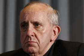 El cardenal Bergoglio llamó a marchar contra el matrimonio gay