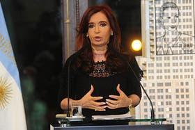 Cristina le pedirá al Congreso que se expida sobre el conflicto del subte