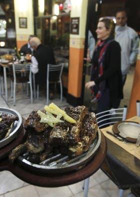 El placer de la carne asada