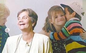 La doctora María Luisa Ageitos