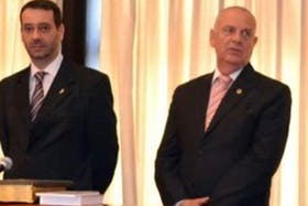 Panizzi y Royer, integrantes del tribunal Superior de Chubut