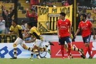 Independiente sintió el rigor del ascenso y perdió ante Almirante Brown en Casanova