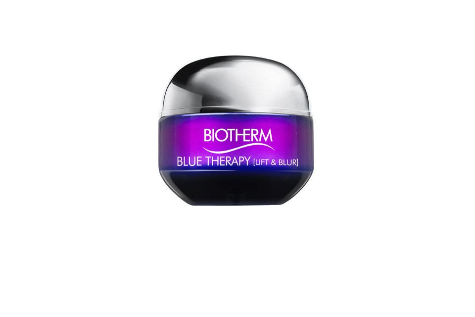Blue Therapy Efecto Lifting ($1400. BIOTHERM).