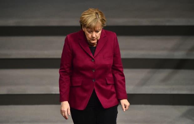 Merkel pierde votos y sube el populismo