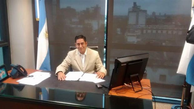 Emiliano Vargas Aignasse fue detenido en Santiago del Estero