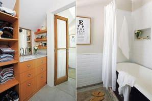 6 estilos para decorar tu baño