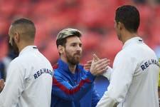Messi y Cristiano, en el último superclásico español
