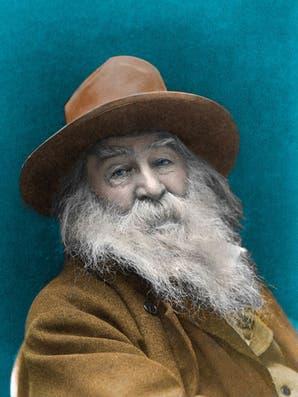 Dos por uno: entrevista con Gilda Manso y lectura de Walt Whitman
